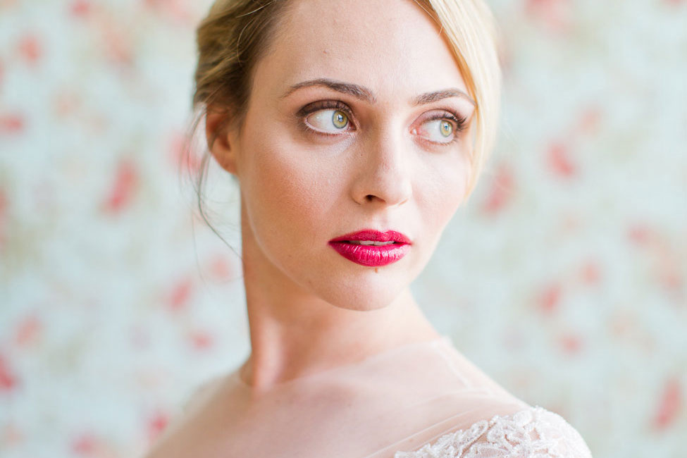 Storyboard Wedding Berry Lip Bridal Makeup Beauty by Eden Di Bianco Melissa Kruse Photography