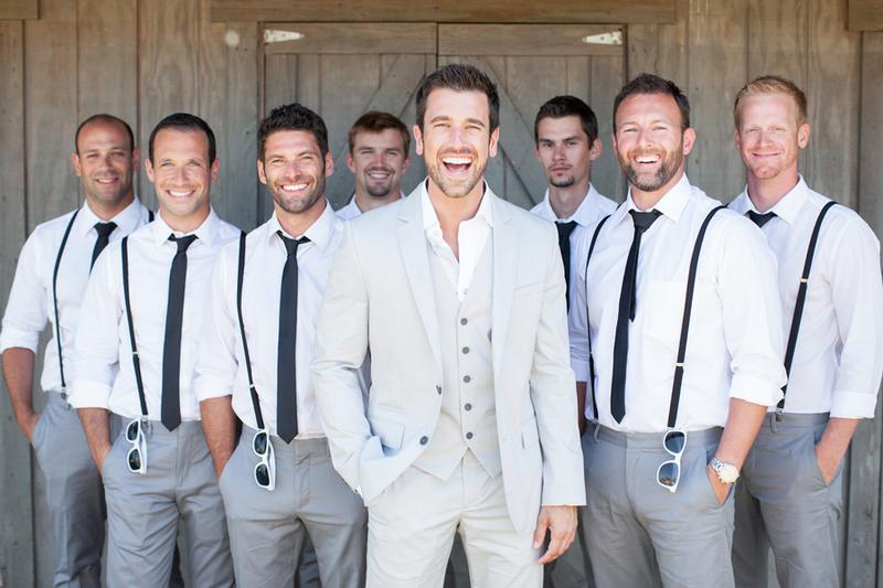 top groom trends casual groom