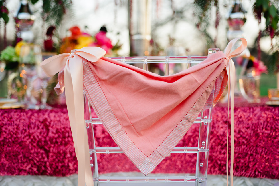Bright Bold Color Palette To Cure Your Winter Wedding Blues | Photograph by Vanjad Photography