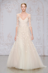 A Sneak Inside The Jewelry Box Of Monique Lhuillier's Fall 2015 Bridal...