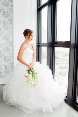 Ombre Lip Bridal Makeup Beauty by Eden Di Bianco Melissa Kruse Photography (15)