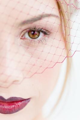 Ombre Lip Bridal Makeup Beauty by Eden Di Bianco Melissa Kruse Photography (19)