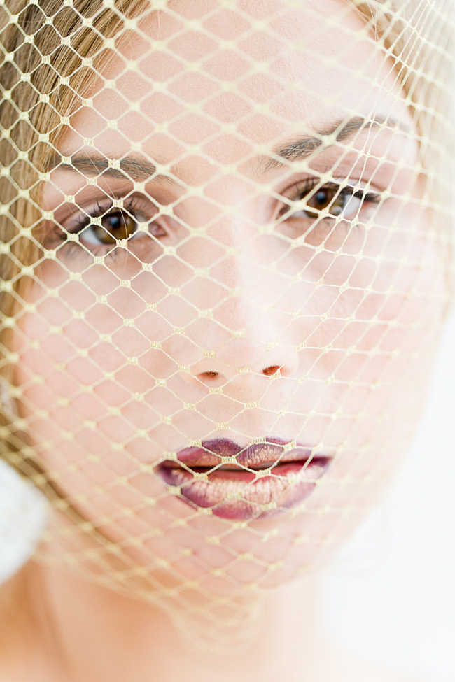 Ombre Lip Bridal Makeup Beauty by Eden Di Bianco Melissa Kruse Photography (22)