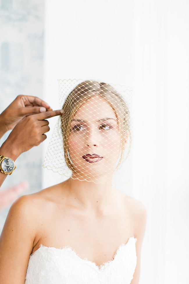 Ombre Lip Bridal Makeup Beauty by Eden Di Bianco Melissa Kruse Photography (24)