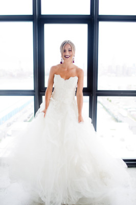 Ombre Lip Bridal Makeup Beauty by Eden Di Bianco Melissa Kruse Photography (8)