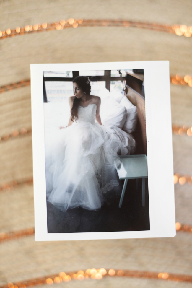 Orange Inspired Bridal Makeup In 2 Perfect Looks   Photograph by Melissa Kruse Photography   Beauty by Eden Di Bianco   Creative: Storyboard Wedding   Wedding Dress: Sareh Nouri   Venue: Wythe Hotel