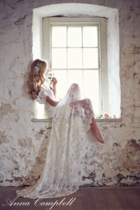 Anna Campbell Forever Entwined Newest Bridal Collection
