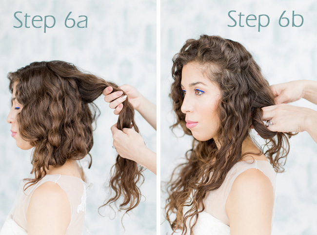 Faub Bob Tutorial Wedding Hair Melissa Kruse Photography Eden Di Bianco (7)