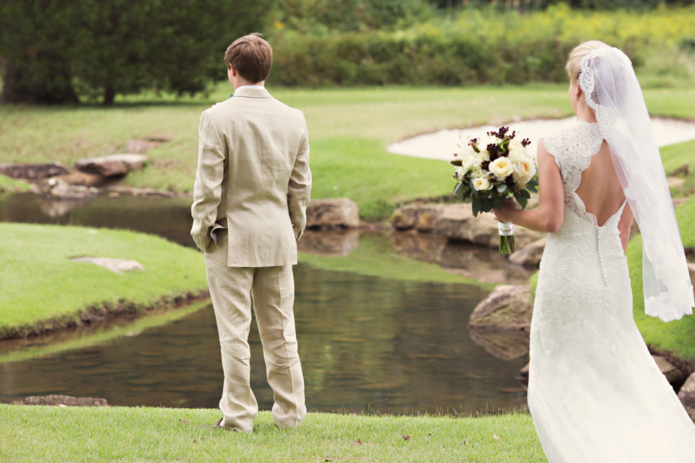 Classic Southern Wedding With A Vintage Twist At Tennessee