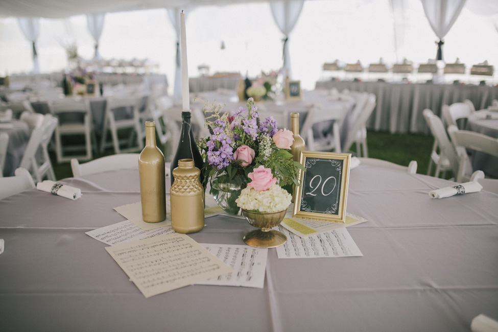 Enchantingly Chic Vintage Wedding Lakeside In Illinois | Photograph by Megan Saul Photography  http://storyboardwedding.com/chic-vintage-wedding-illinois/