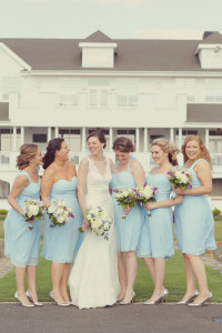 English Garden Infused New Jersey Wedding At Trump National Golf Cours...
