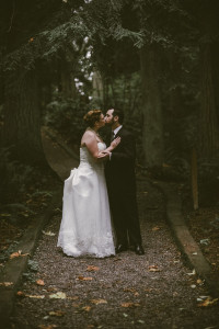 Intimate Wedding At Van Valey House Everett Washington