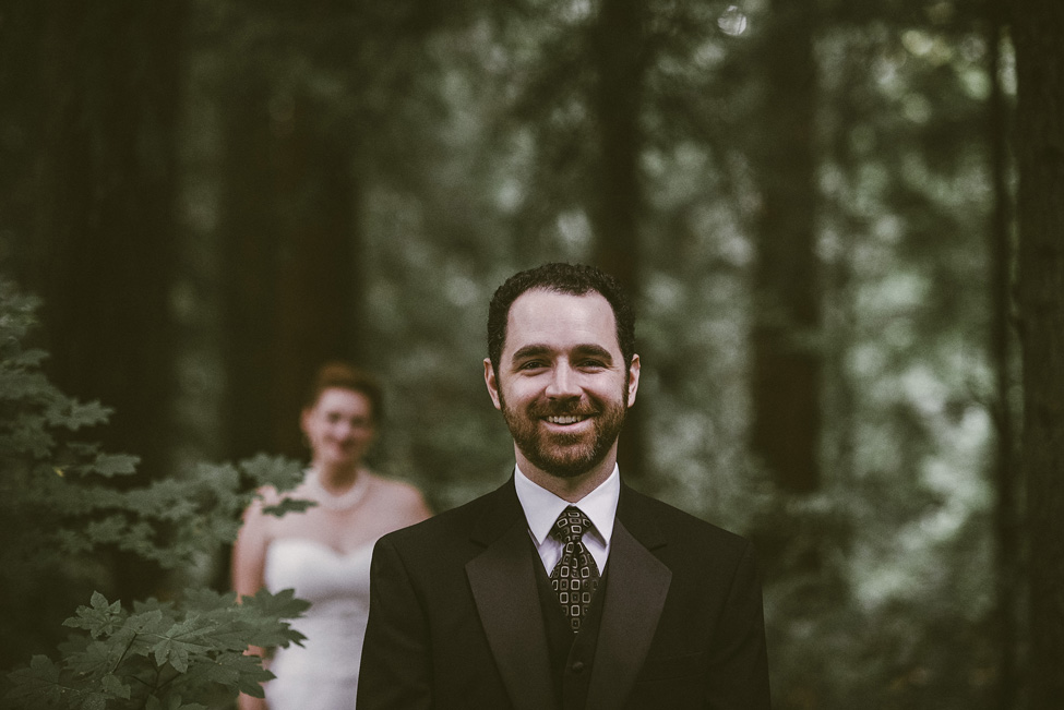 Intimate Wedding At Van Valey House Everett Washington | Photograph by Lena Peterson Photography