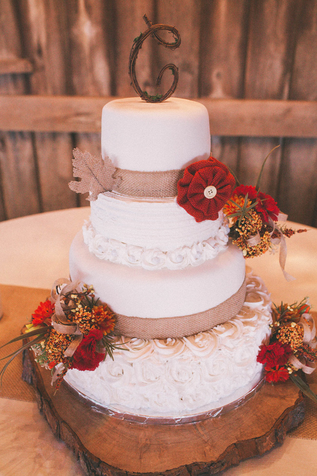 wedding cakes fall late fall rustic wedding l abri at linwood carolina 24337