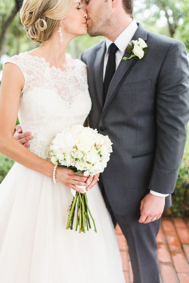 Breathtaking Tented Romantic Wedding At The Oak