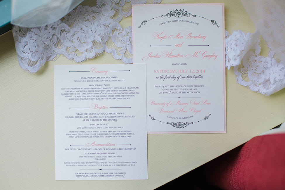 Shabby Chic Vintage Wedding At St. Louis