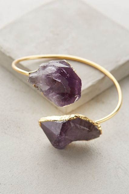 Geode Jewelry Infused Wedding Inspiration