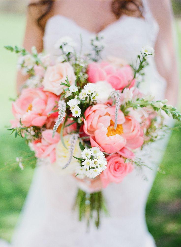 Pink peony bouquet kay english