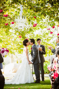 Modern Romantic Glam Wedding At Diamond Bar Center Inspired By Chandel...