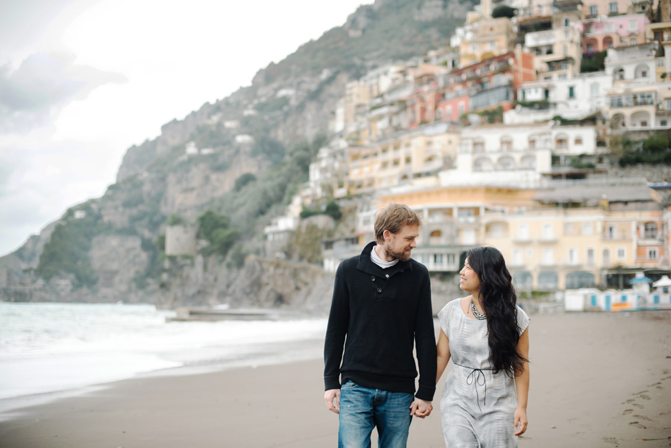 Engagement Photography Meets Travel In An Amalfi Coast Anniversary Session | Photograph by  Rae Marshall Weddings