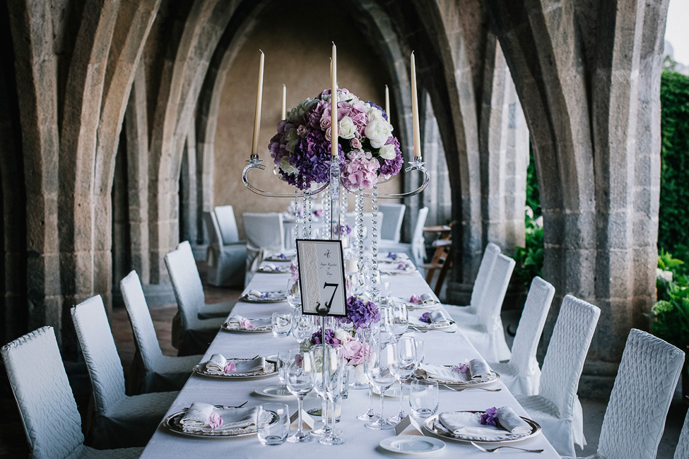 Breathtaking Italian Wedding At Picturesque Villa Cimbrone | Photograph by Gianni di Natale Photographer https://storyboardwedding.com/italian-wedding-villa-cimbrone/