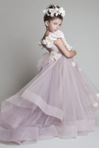 25 Flower Girl Dresses That Will Make Your Boho Couture Princess Count...