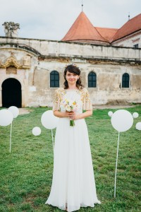 Laid Back Offbeat Wedding At Banffy Castle Romania