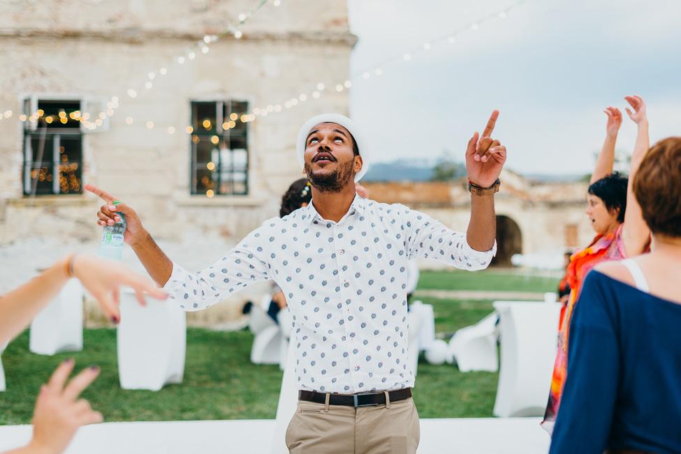 Laid Back Offbeat Wedding At Banffy Castle Romania | Photograph by Dacian Groza