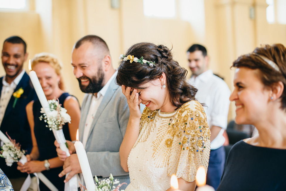 Laid Back Offbeat Wedding At Banffy Castle Romania | Photograph by Dacian Groza