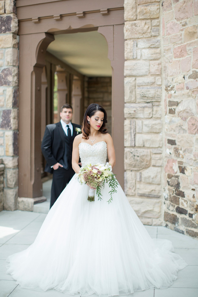 Old Hollywood Estate Wedding At Colorado