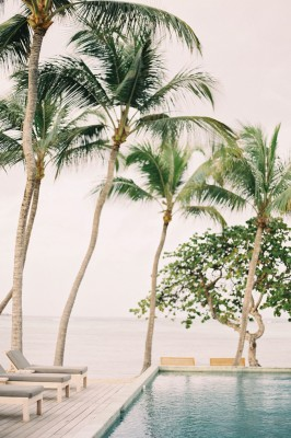 Destination Chic St. Bart's Wedding In The Breathtaking French West Indies | Photograph by Jen Huang