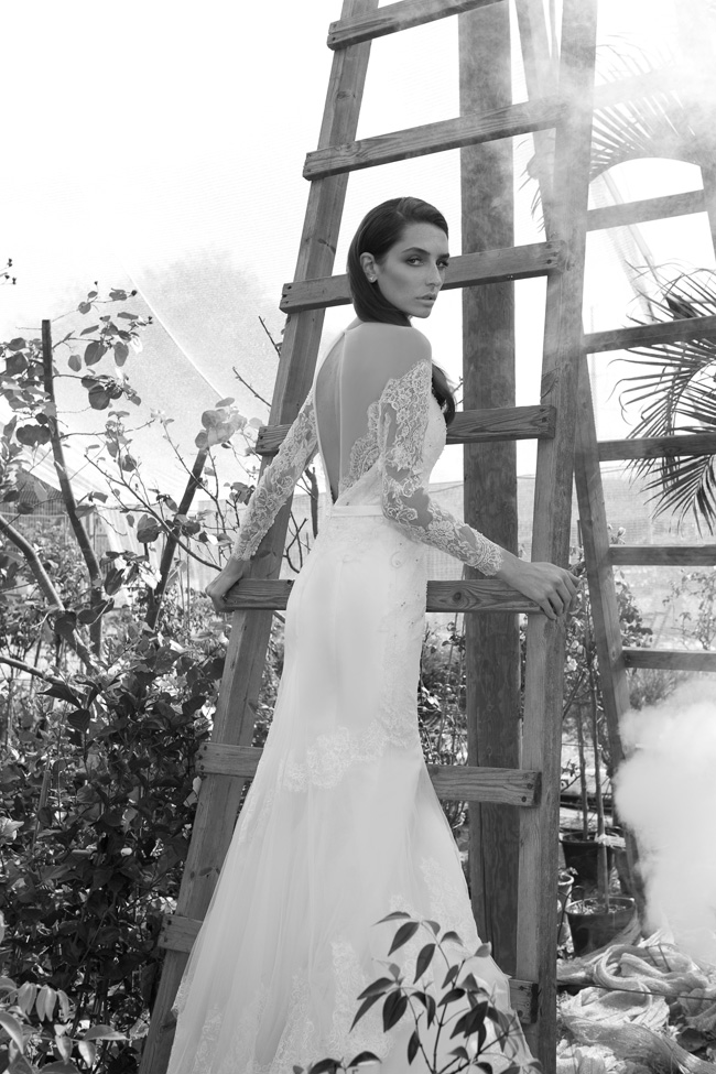 The Newest Couture Wedding Dress Collection From UK Designer Persy Bridal Couture