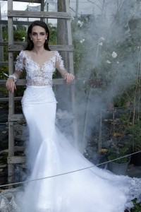 The Newest Couture Wedding Dress Collection From UK Designer Persy Bri...