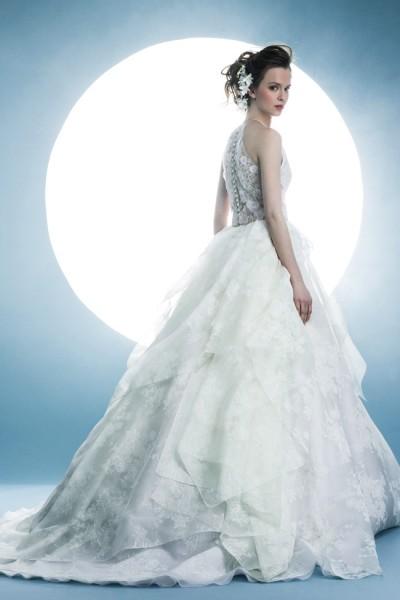 Wedding Dress Top Trends & Design Details At Bridal Fashion Week 2015