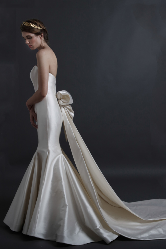 Wedding Dress Top Trends & Design Details At Bridal Fashion Week 2015