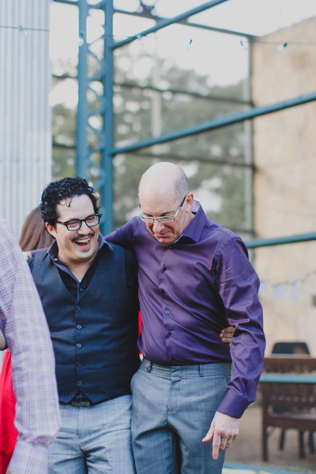 Homespun Camp Wedding At Austin