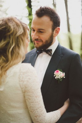 Romantic Literary Infused Italian Woodland Wedding | Photograph by Wedding City