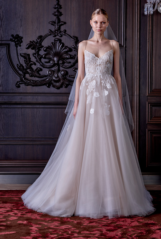 Monique Lhuillier Wedding Dress Spring Summer 2016 Bridal Collection  https://storyboardwedding.com/monique-lhuillier-wedding-dress-spring-summer-2016-bridal-collection/