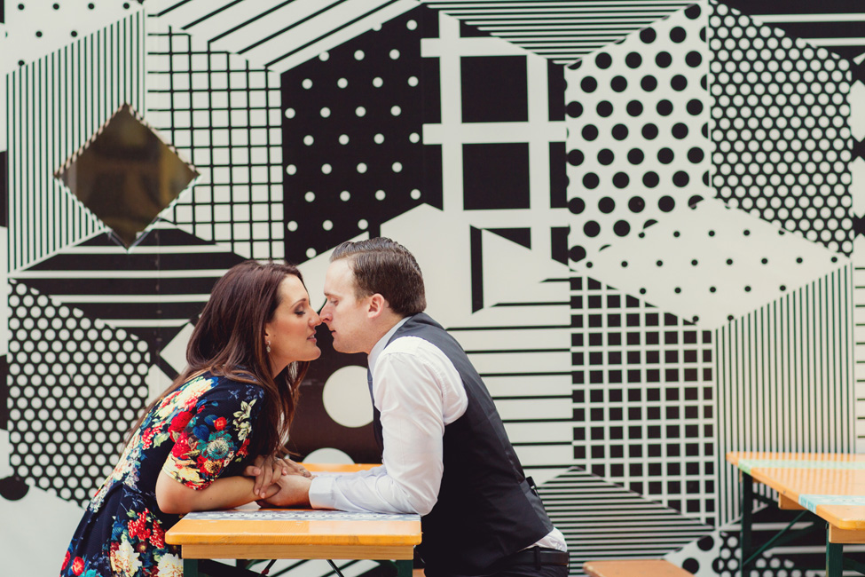 Spring Infused New York City Engagement Session | Photograph by Vanessa Joy Photography  http://storyboardwedding.com/spring-new-york-city-engagement-session/