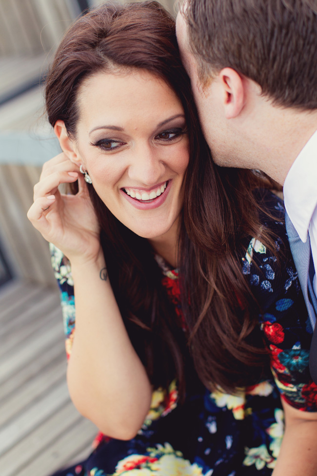 Spring Infused New York City Engagement Session | Photograph by Vanessa Joy Photography  https://storyboardwedding.com/spring-new-york-city-engagement-session/
