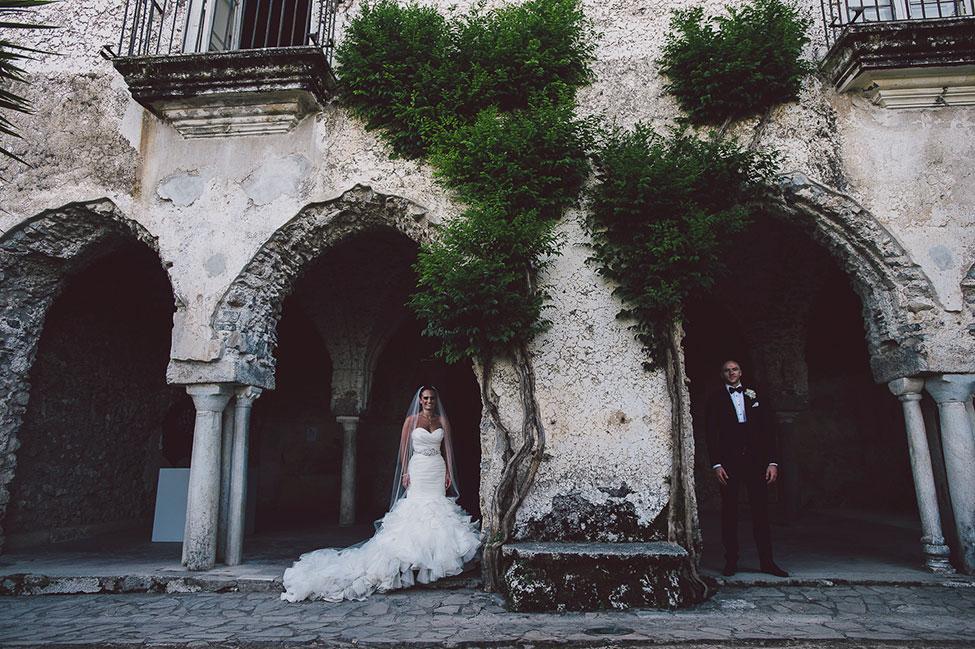 Gorgeous Tented Italian Wedding Along The Amalfi Coast At Villa Eva | Photograph by Gianni di Natale Photographer  https://storyboardwedding.com/tented-italian-wedding-amalfi-coast-villa-eva/