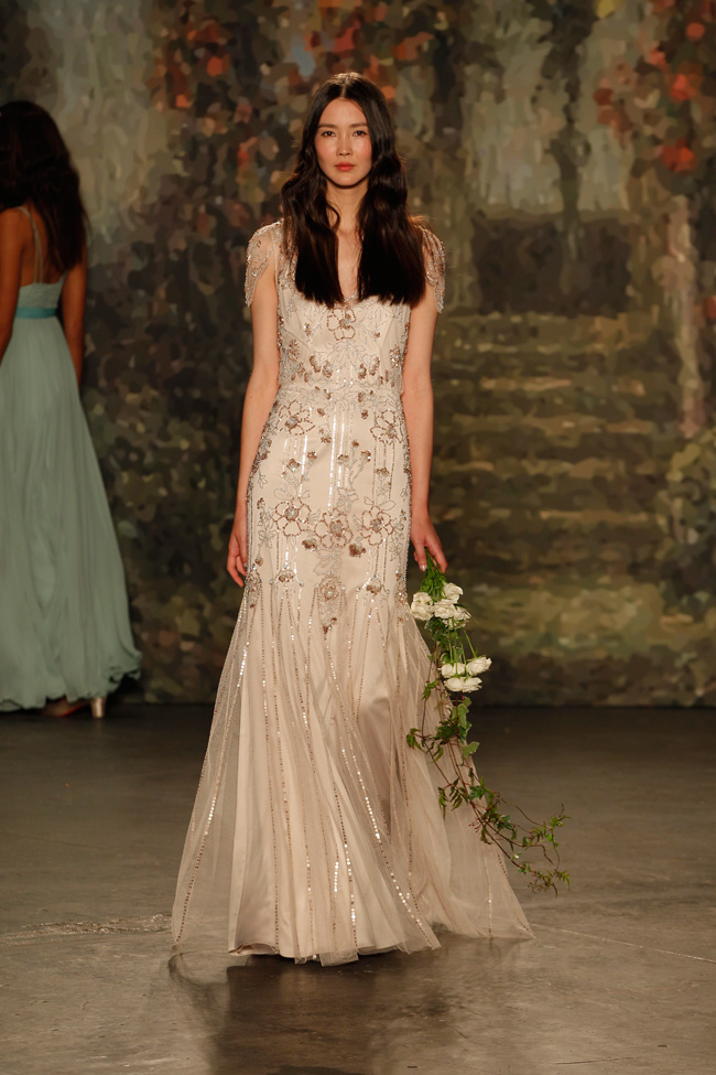 Jenny Packham 2016 Bridal Collection Inspired By Midsummer Night