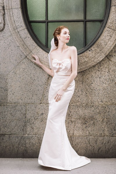 Lakum Spring 2016 Bridal Collection Catarina Monica Wedding Dress