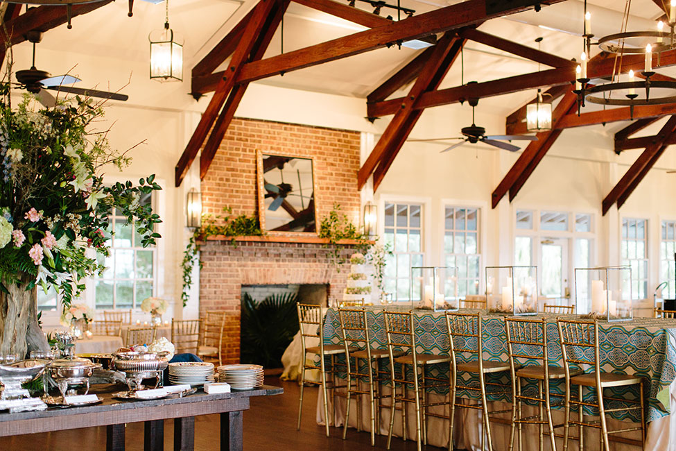 Elegant Lowcountry Wedding At Alhambra Hall With A Retro Twist | Photograph by Riverland Studios  https://storyboardwedding.com/elegant-lowcountry-wedding-alhambra-hall/