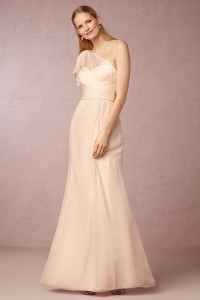 BHLDN Bridesmaid Dresses In A Bevy Of Hues