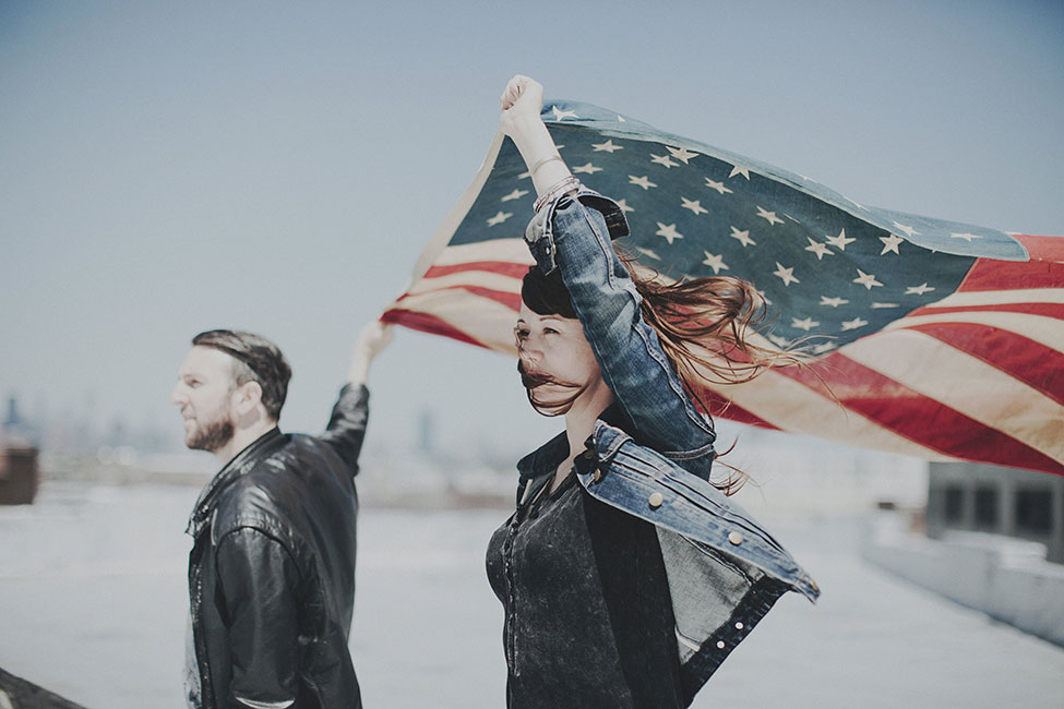 An Iconic Americana Brooklyn Love Story   Photograph by A Fist Full Of Bolts