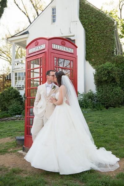 Late Spring Virginia Wedding At Buchanan Hall | Photograph by Daisy Saulls Photography   See The Full Story At http://storyboardwedding.com/late-spring-virginia-wedding-buchanan-hall/