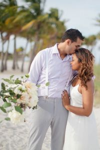 Easy Breezy Destination Wedding For A South Florida Miami Beach Elopem...