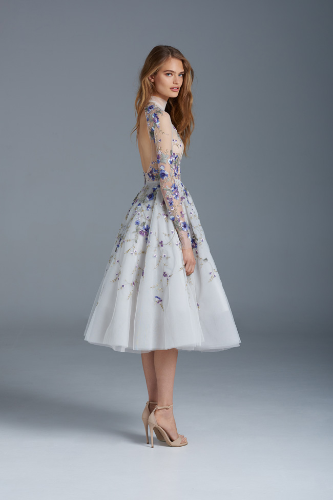 Paolo Sebastian Spring Summer 2015 2016 Bridal Collection