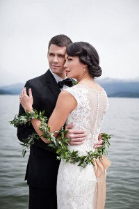 Gorgeous Rustic Glam Lakeside Wedding At Idaho's Shore Lodge